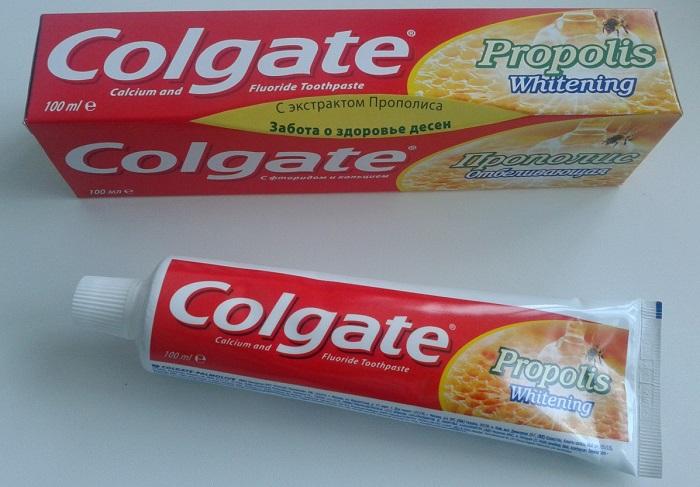 Зубная паста Колгейт Прополис