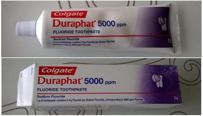 Зубная паста Colgate Duraphat 5000 ppm