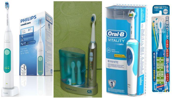 Электрическая зубная щетка Колгейт 360 : аналоги