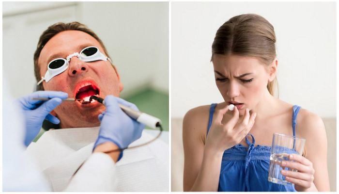 Физиопроцедуры и анальгетики от боли