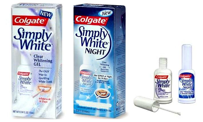 Отбеливатель для зубов Colgate Simply White