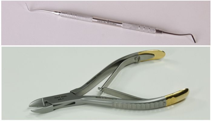 Фото стоматологических инструментов