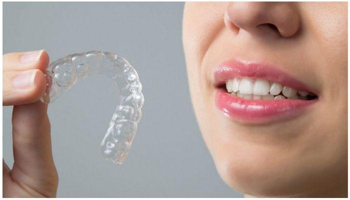 Уход за капой для зубов