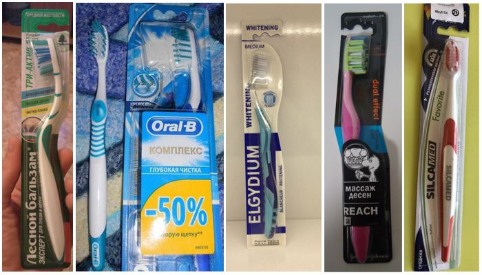 Аналоги зубной щетки Колгейт Эксперт чистоты
