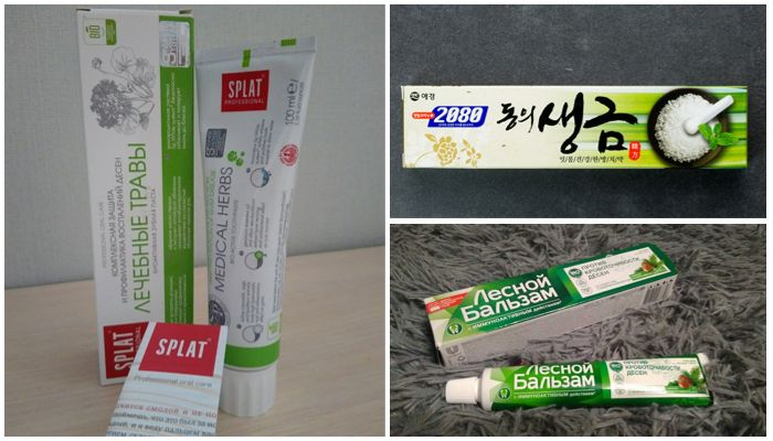 Зубная паста Colgate Лечебные травы: аналоги