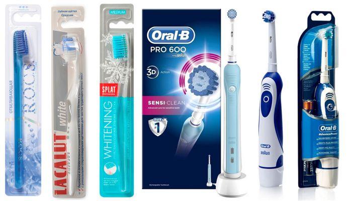 Зубные щетки Колгейт Оптик Вайт: аналоги