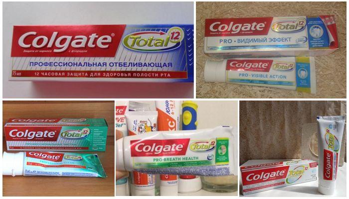 Аналоги зубной пасты Colgate Pro Gum Health