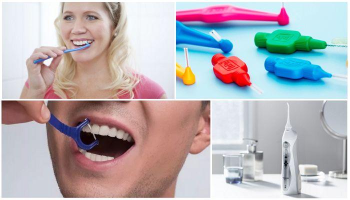Уходовые средства для зубов